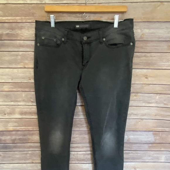 Levis 524 Too Superlow Denim Jeans, lowrise denim